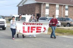 05 Celebrate Life Banner