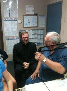 Fr Mitch Guidry KVPI 07-18-2014