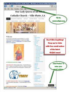 Follow OLQAS-org promo