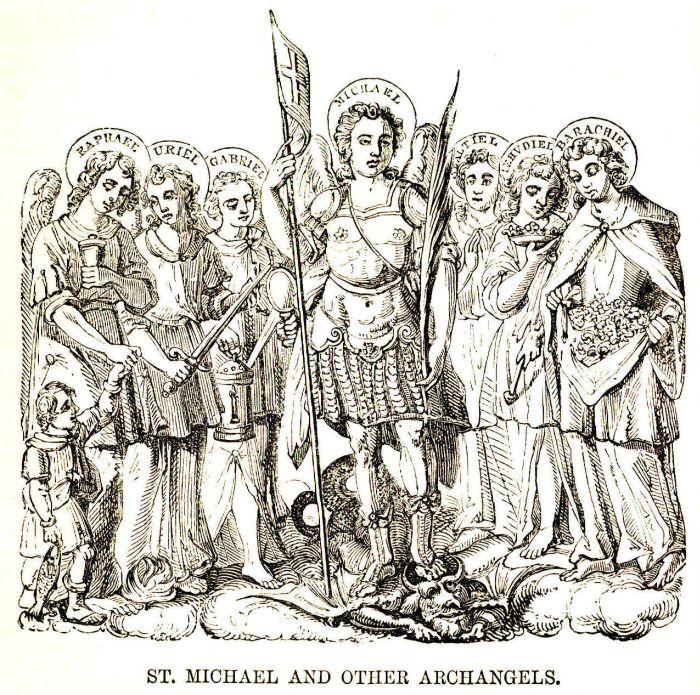 St Michael EF Mass Image