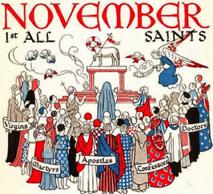 All Saints Day 02 - Fr Brad graphic