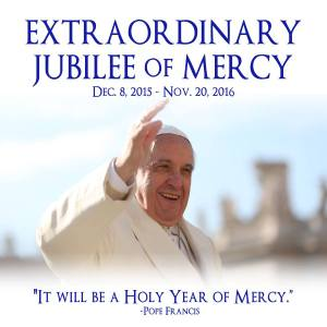 jubilee-year-of-mercy Pope Francis