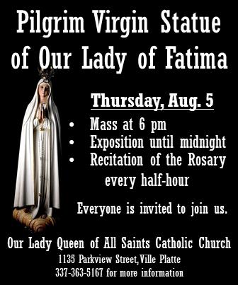 Virgin Statue of Fatima